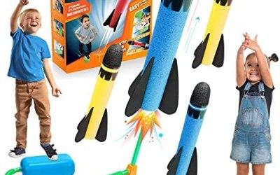 Let'S Got! Giochi Bambini 3-9 Anni, Giochi da Giardino per Bambini Razzo…