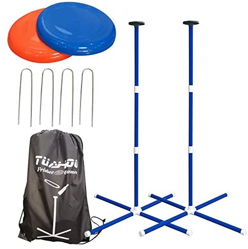TUAHOO Giant Garden Games for Family Adults And Kids Frisbee Game Outdoor...