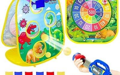 Yojoloin Giochi all'aperto per Bambini 3 4 5 6 7 8 Anni,Forniture per…