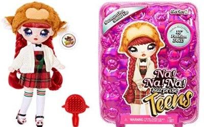Na! Na! Na! Surprise Teens Bambolotto alla moda SAMANTHA SMARTIE, Bambola…