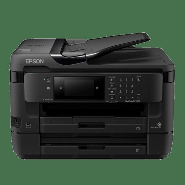Epson Workforce Wf-7720 Dtw
