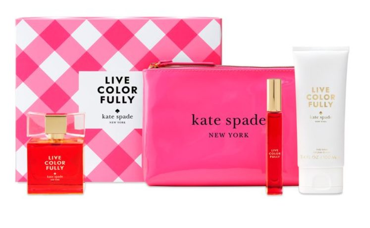 1dee7689eab Kate Spade New York 4-Pc. Live Colorfully Gift Set