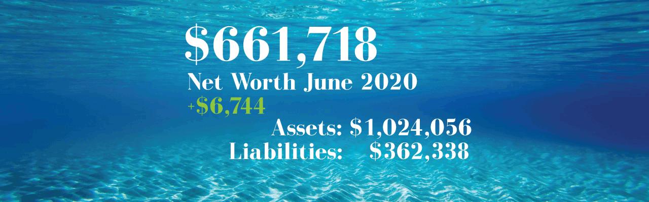 Net Worth: 2020.06