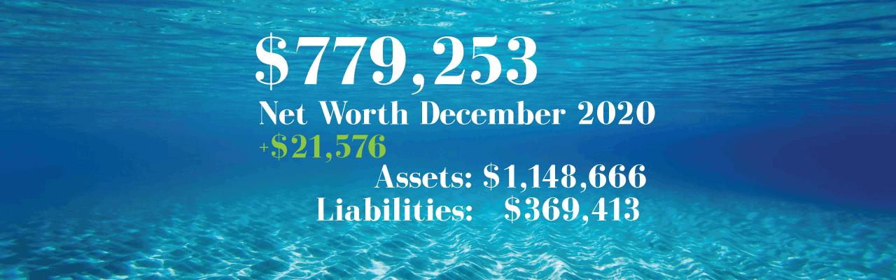 Net Worth: 2020.12