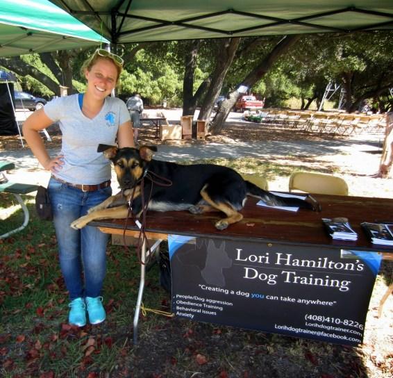 Lori Hamilton's Dog Training