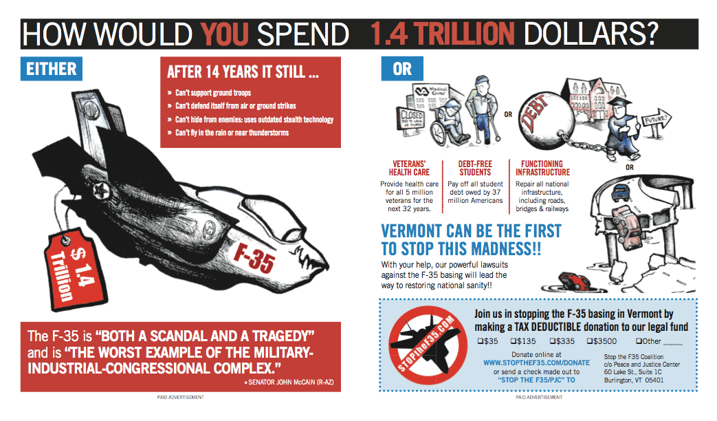 how would you spend 1.4 trillion