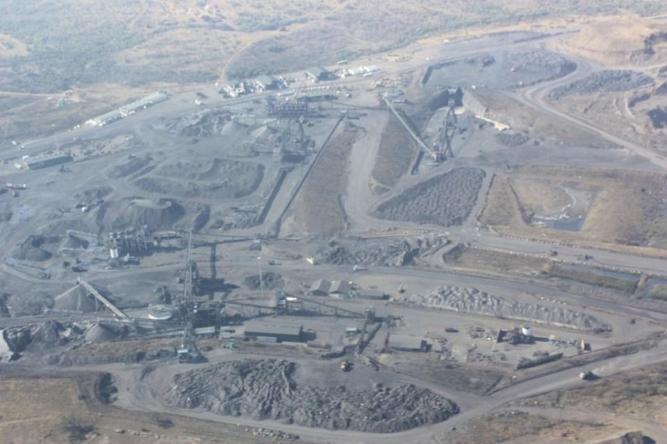 Somkhele Mine