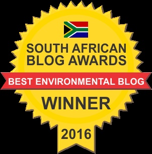 South African Blog Awards, Winner, Best Environmental Blog
