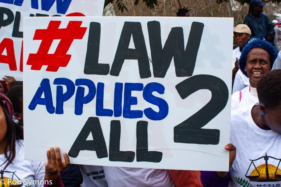 #LawAppliestoAll