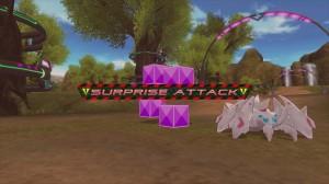 ataque sorpresa en neptunia victory