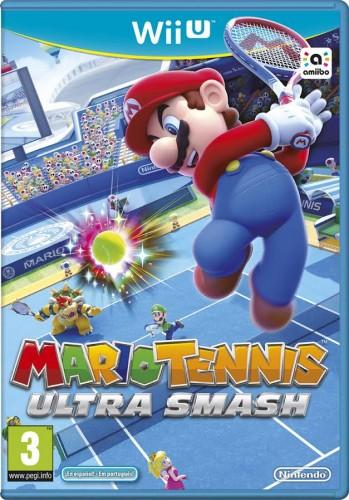 mario tennis ultra smash carátula