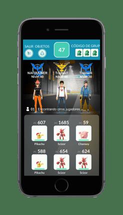 Pokemon GO incursiones (6)