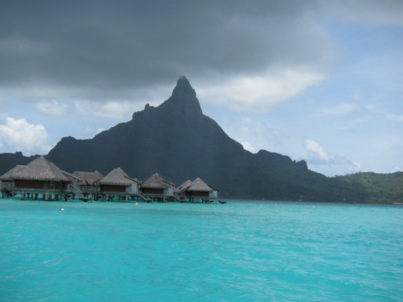 The Intercontinental Thalasso's overwater bungalows are out of this world - and currently don't require a surcharge even when booking reward nights!
