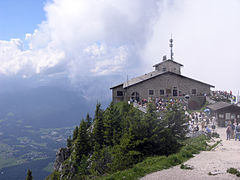 We'll be checking out Hitler's final hideout while we're in Berchtesgaden