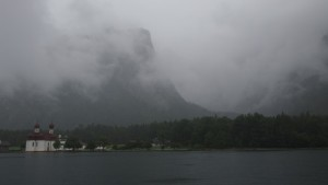 Bad weather made Berchtesgaden tough to entertain Little M