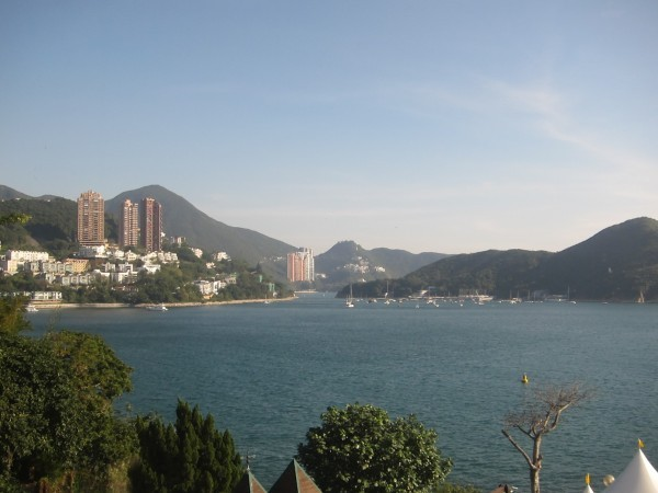 Peace and Quiet in Hong Kong