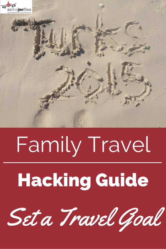 Before you can start hacking travel to save money for your family, you should create travel goals. These are seven things you should consider while forming your travel goals with your family!