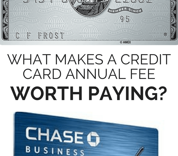 Are all of my credit card annual fees worth paying? I take a look at some of the annual fees I have and whether the benefits outweigh the annual cost.