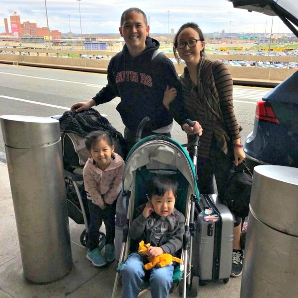 After flying with three children, we've learned a lot about how to fly with kids. Here are some lessons learned to help you as you prepare to fly with your children.