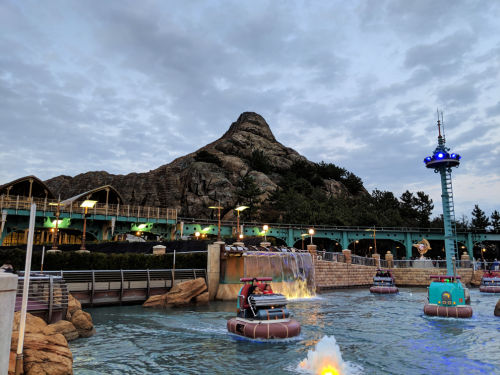 DisneySea Aquatopia