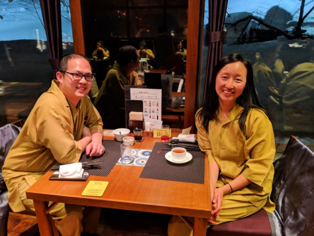 Tsuruga Resort and Spa Review - Clothes