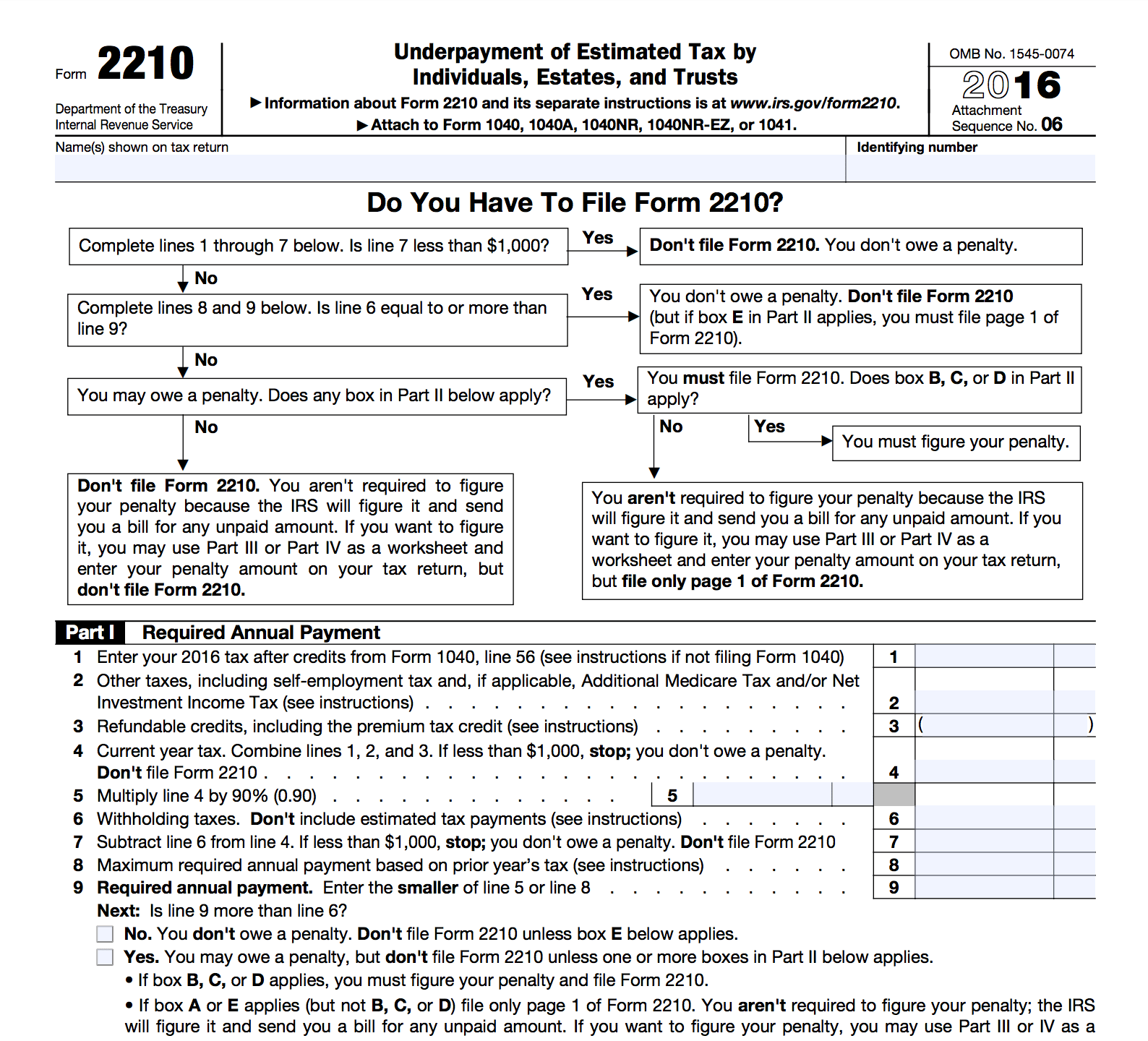 Income Tax Extension Form ] | Income Tax Extension Form 2017, Income ...