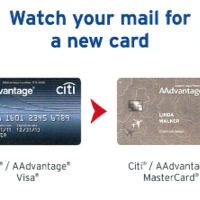 A Citi AA card product change I didn't ask for and don't want!