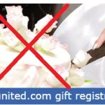 Dead: United Gift Registry / Travelbank for Airline Credit