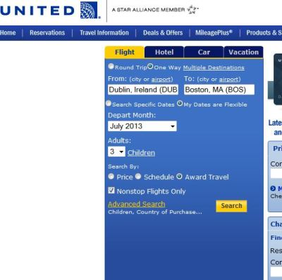 Kelloggs and United: Eat Cereal, Save $200?