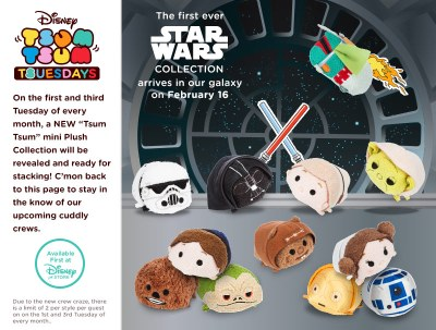 Tsum Tsum Star Wars: I Must Have This in My Life