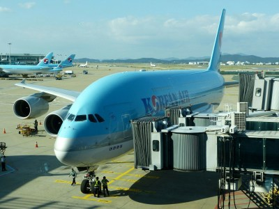 How to put a Korean Air award on hold for a family
