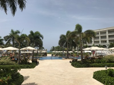 Review: The Hyatt Zilara Rose Hall Jamaica – Arrival Experience