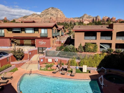 Sedona Rouge Hotel back to 15,000 Wyndham points!