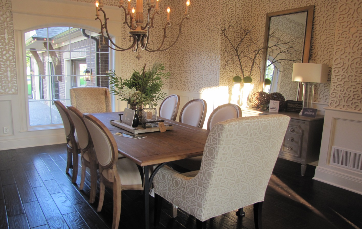 mismatched dining chairs preschool table and trend  save room for design
