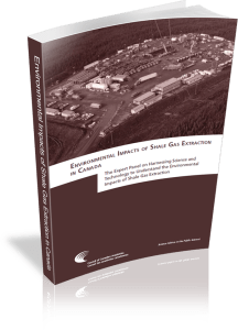 Dr. John Cherry is the author of Environmental Impacts of Shale Gas Extraction in Canada