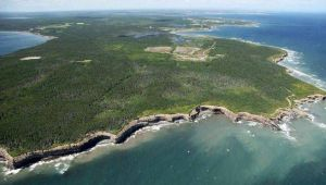 Donkin headlands. The Donkin coal mine may reopen, but at what price? Don't expect Nova Scotia media to answer that question