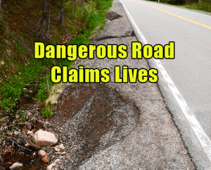 Residents experiencing road rage from neglect by the Nova Scotia Department of Trnasportation