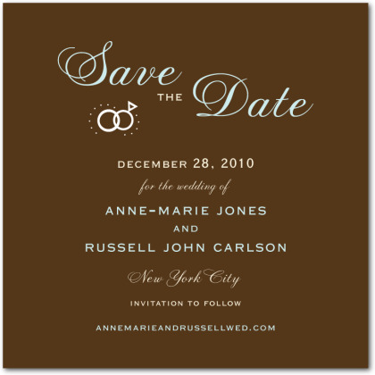 Simply Put by Ashley Woodman  Save The Dates  Save The Dates