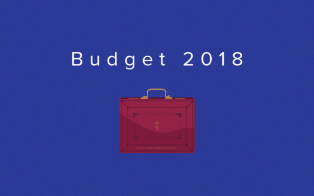 Budget 2018: Our Plan for the High Street