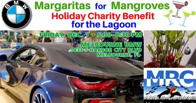 3rd Annual BMW Margaritas for Mangroves Dec. 7