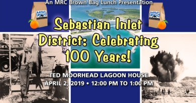 Sebastian Inlet District: Celebrating 100 Years!