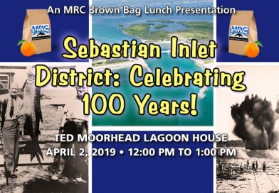 April 2 Brown Bag Lunch: Sebastian Inlet District