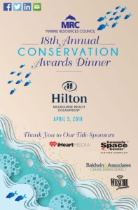 2019 Awards Dinner Program Cover