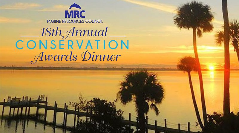 Join MRC in Recognition of 2018's Lagoon Conservation Heroes!