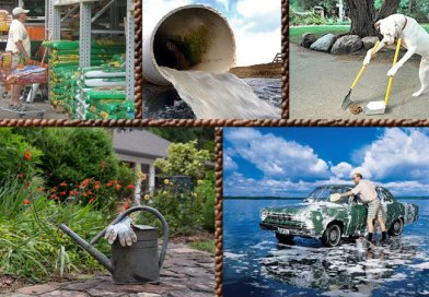Tips for Reducing Lagoon Pollution