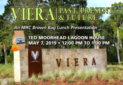 May 7 Brown Bag Lunch: Viera: Past, Present, and Future
