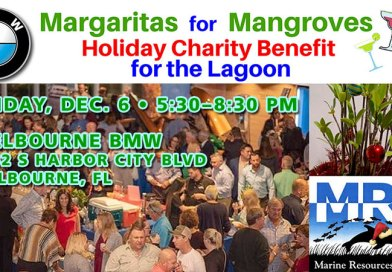 BMW Margaritas for Mangroves Holiday Fundraiser Dec. 6