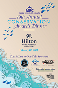 2020 Awards Dinner Program Cover