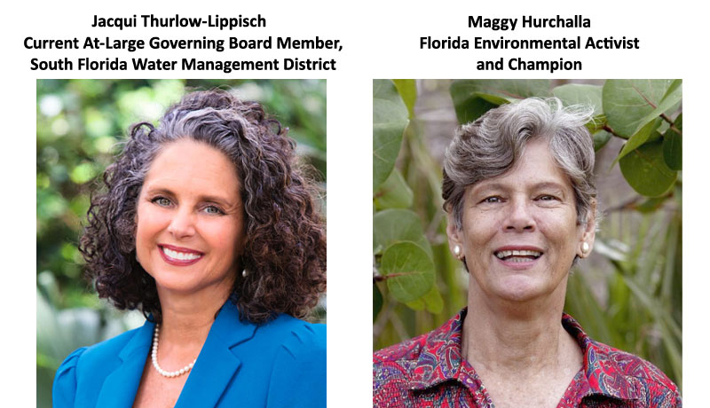 2020 MRC Awards Guest Speakers: Jacqui Thurlow-Lippisch and Maggy Hurchalla