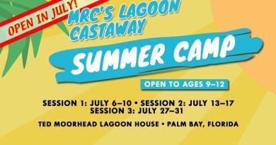 New Dates! MRC Summer Camp